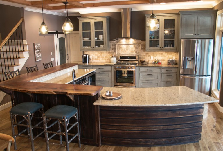 Custom Kitchen Cabinetry by NEWwoodworks