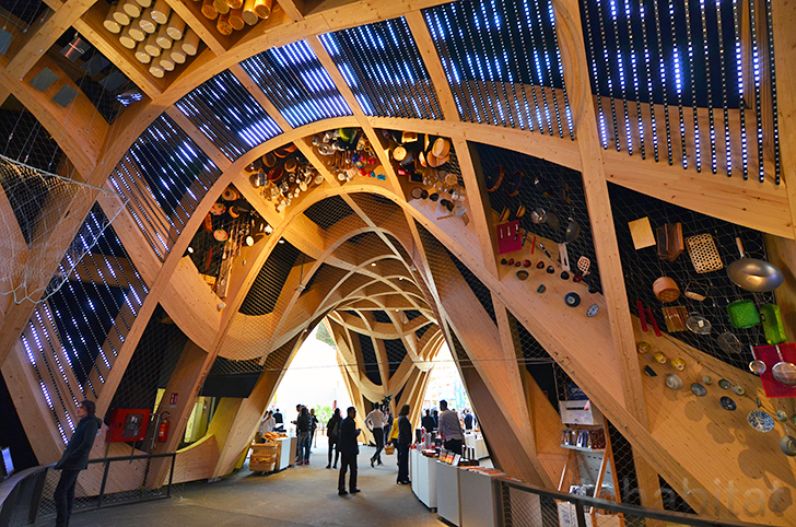 Glulams have been incorporated around the world for very intricate and challenging designs, such as this pavilion project for the 2015 Mulan World Expo by X-TU's Architects in France.