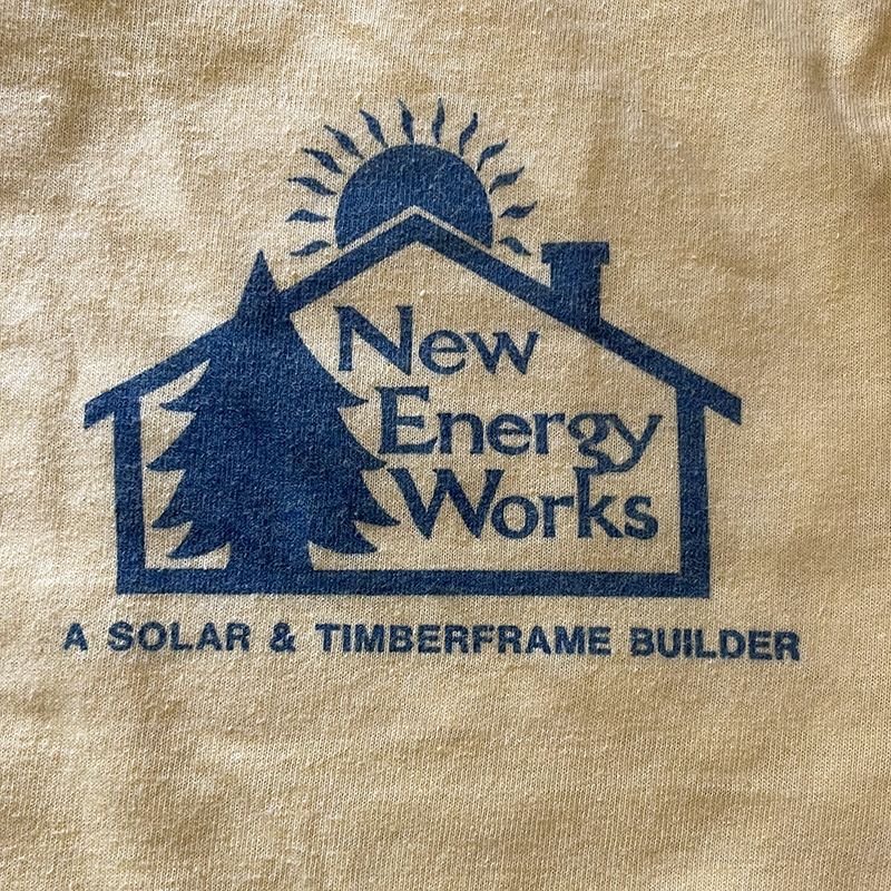 New Energy Works Logo from the 80-90s