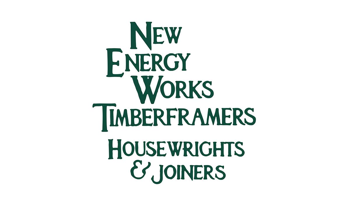 New Energy Works Logo Through Early 2000