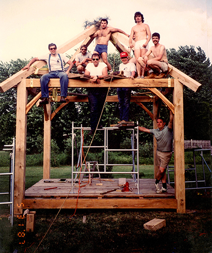 New Energy Works Raising 1987