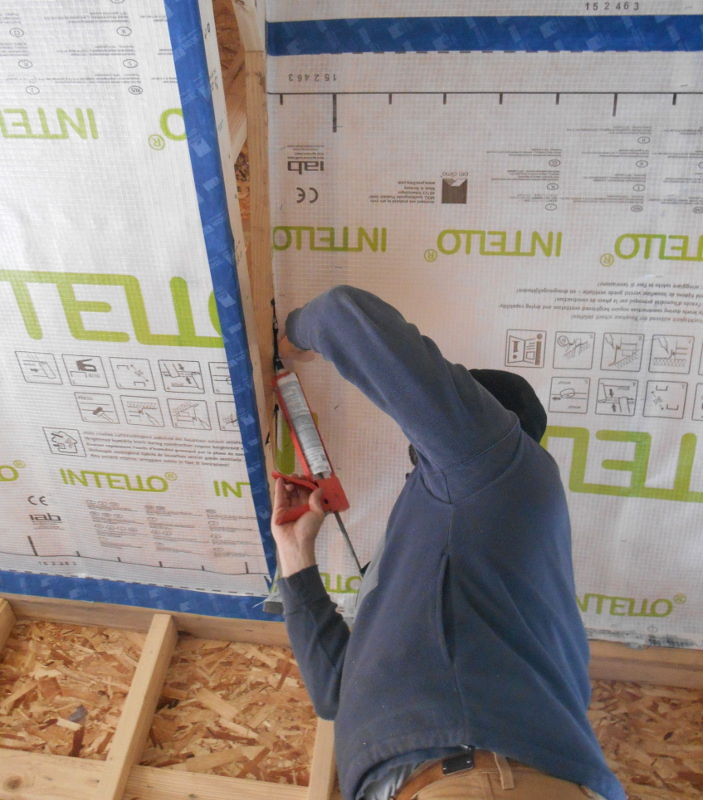 The work on-site requires a level of attention to detail, thoughtfulness, and vision that is imperative for an on-site crew.