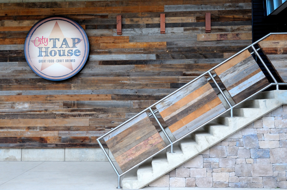 Our sister company Pioneer Millworks' reclaimed wood products are good for all of us and the planet.